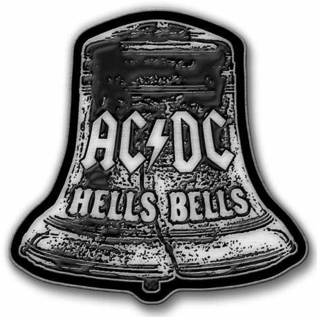 Insigna AC/DC - Hells Bells
