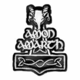 Insigna AMON AMARTH - Hammer