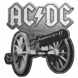 Insigna AC/DC - For Those About to Rock