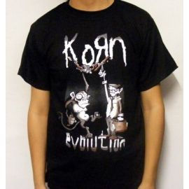Tricou KORN - Evolution