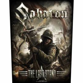 Back patch sau petic textil SABATON - The Last Stand