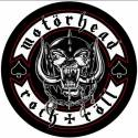 Backpatch MOTORHEAD - Rock And Roll