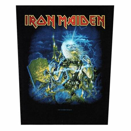 Backpatch IRON MAIDEN - Live After Death