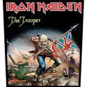 Backpatch IRON MAIDEN - The Trooper