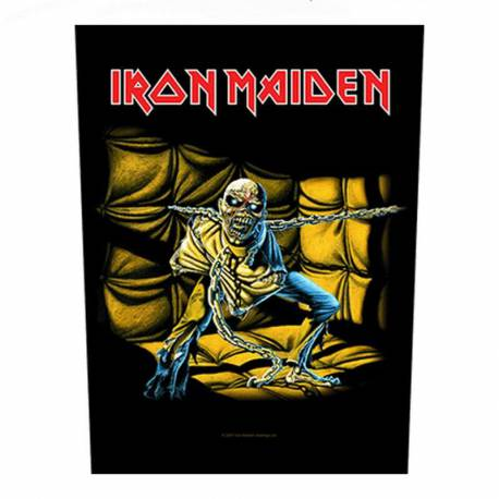 Backpatch IRON MAIDEN - Piece Of Mind