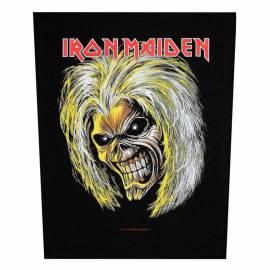 Backpatch IRON MAIDEN - Killers - Eddie