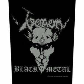 Backpatch VENOM - Black Metal