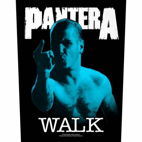 Back patch PANTERA - Walk