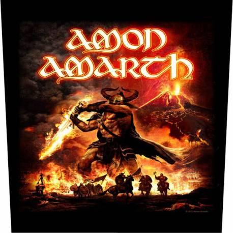 Back patch AMON AMARTH - Surtur Rising