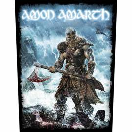 Back patch AMON AMARTH - Jomsviking