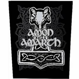 Back patch AMON AMARTH - Hammer