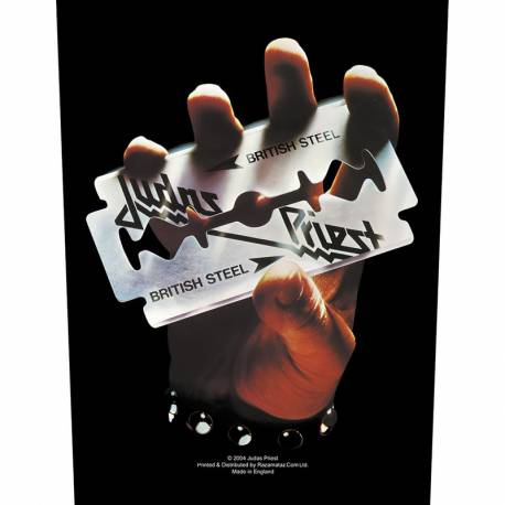 Back patch JUDAS PRIEST - British Steel