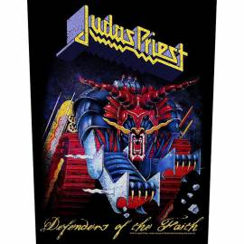 Back patch JUDAS PRIEST - Defenders Of The Faith