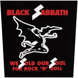 Back patch BLACK SABBATH - Sabbath Bloody Sabbath