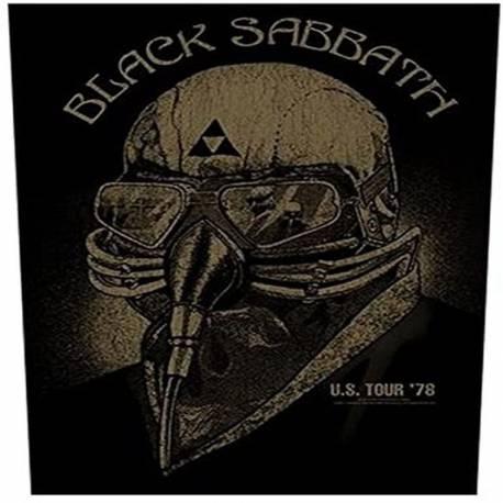 Back patch BLACK SABBATH - US TOUR 78