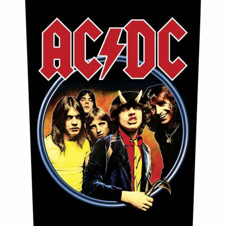 Back patch AC/DC - Highway To Hell