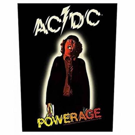 Back patch AC/DC - Powerage