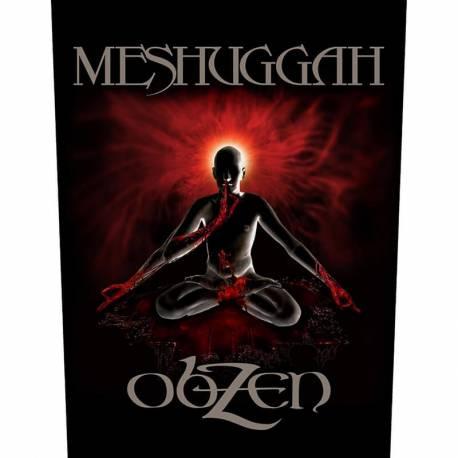 Back patch MESHUGGAH - Obzen