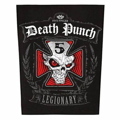 Back patch FIVE FINGER DEATH PUNCH - Legionary