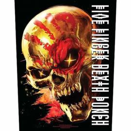 Back patch FIVE FINGER DEATH PUNCH - And Justice for None