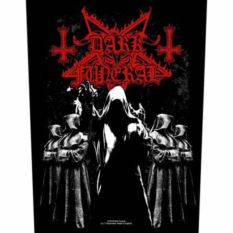 Back patch DARK FUNERAL - Shadow Monks