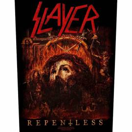Back patch SLAYER - Repentless