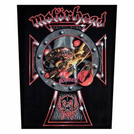 Backpatch MOTORHEAD - Bomber