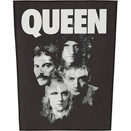 Back patch QUEEN - Band