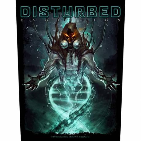 Back patch DISTURBED - Evolution