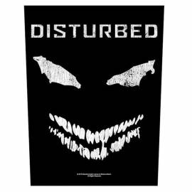 Back patch DISTURBED - Face