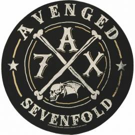Back patch AVENGED SEVENFOLD - A7X