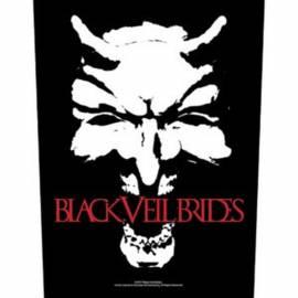 Back patch BLACK VEIL BRIDES - Devil