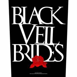 Back patch BLACK VEIL BRIDES - Logo