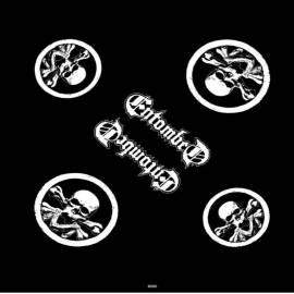 Bandana ENTOMBED - Skull Logo