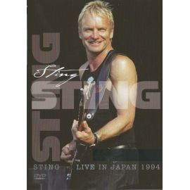 Sting - Live in Japan 1994