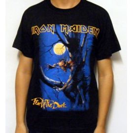 Tricou IRON MAIDEN - Fear Of The Dark