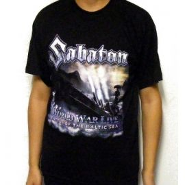 Tricou SABATON - Battle Of The Baltic Sea - Model 2