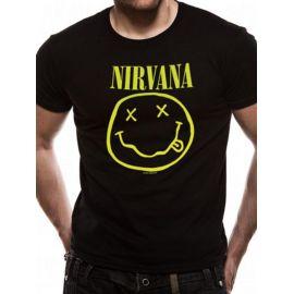 Tricou NIRVANA - Smiling Face - Model 2