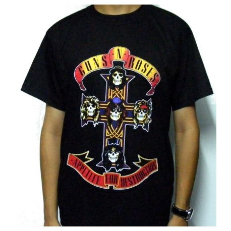 Tricou GUNS N'ROSES - Appetite for Destruction