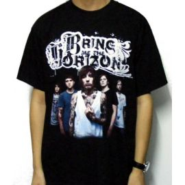 Tricou BRING ME THE HORIZON - Band