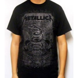 Tricou METALLICA - The Black Album