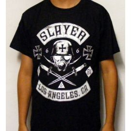 Tricou SLAYER - Los Angeles