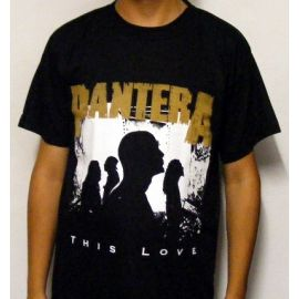 Tricou PANTERA - This Love