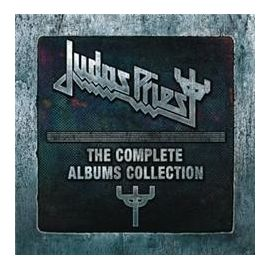 CD JUDAS PRIEST - Complete Album Collections