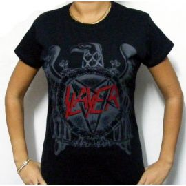 Tricou Girlie SLAYER - Logo