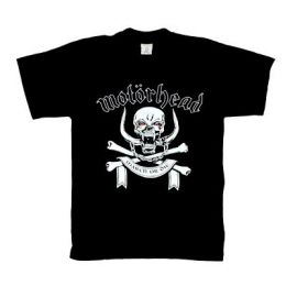 Tricou MOTORHEAD - March or Die